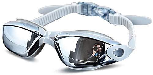 BBGSFDC Gafas de Seguridad Gafas de natación Anti-Niebla, Ajustable Gafas de Sol...