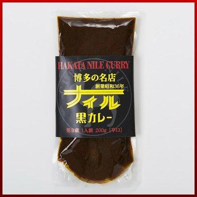 博多ナイル生カレー(黒)個食パック200g
