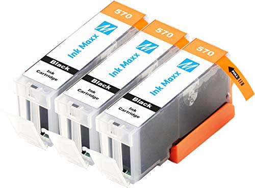 Ink Maxx Cartridges 3bk 570