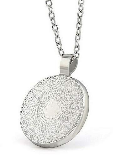 Le collier pendentif Fleur de la vie