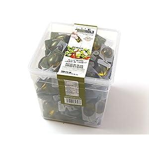 Alcalaolivia オリーブオイル使い切りパック 14mlx100パック Mini Oliva Extra Virgin Olive Oil