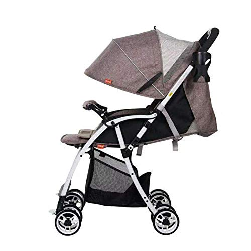 Piezas mecánicas Cochecito de bebé de cuatro ruedas Aleación de aluminio Bicicleta...