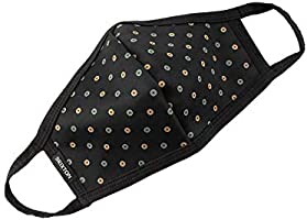 BRIXTON Polka Dot Reversible Fashion Face Mask