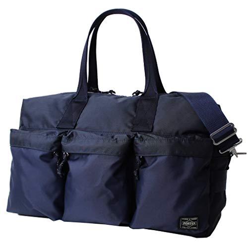 PORTER official 2Way Duffle Bag M [FORCE] YOSHIDA BAG Made in Japan (Navy)