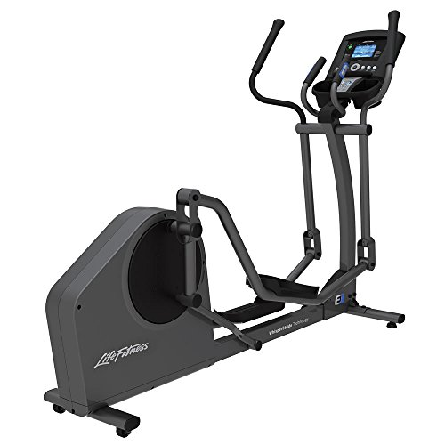 Life Fitness E1 Go cross trainer Fitness-Bundle