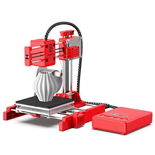 LABISTS 3Dプリンター 高解像度 PLAフィラメント 専用のスライスソフト 静音設計 扱いやすい 日本語取扱説...