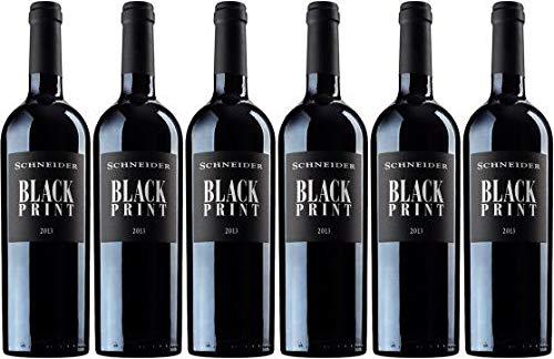2018 Markus Schneider BLACK PRINT Rotweincuvée (6x0,75l)