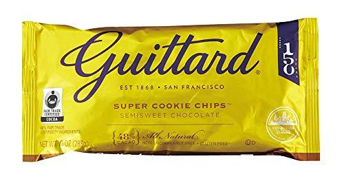 Chocolate Chips Super Cookie von Guittard (283 g)