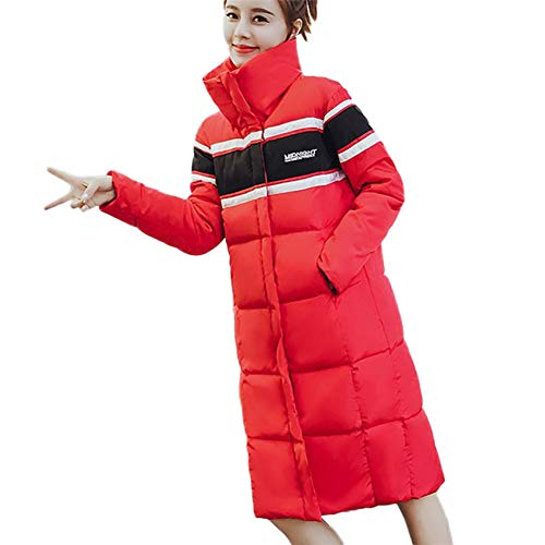 SHANGYI dames winterjas warme jas dunne jas vrijetijdsjas wintermode mantel