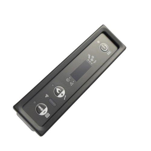 Easyricambi Tastiera Display LED Micronova PN005_A01 3 Tasti Dimensioni 140x37x25mm per N100