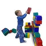 96pc Jumbo Blocks - Standard Set (Made in the USA)