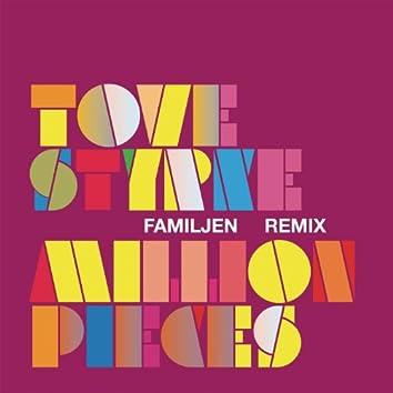 Million Pieces (Familjen Remix)