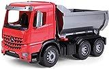 Lena 04610 - Mercedes Arocs, camión de volteo Actros 46 cm, 3 - eje con sólido