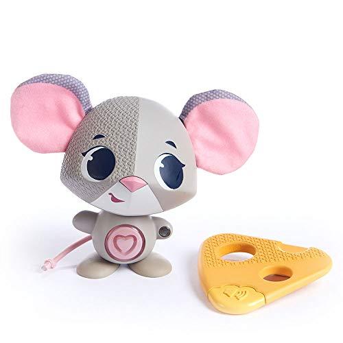 Tiny Love Wonder Buddy Coco la Ratona, Juguete de aprendizaje para bebés de 1 año, a partir de 12 meses, 3333150451