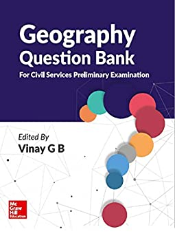 Geography Question Bank by [Vinay G, B]