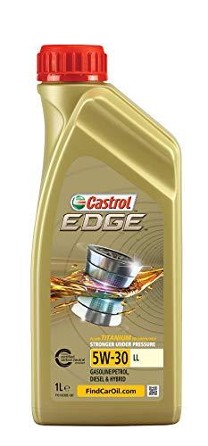 Castrol 5w-30 Edge 5W30 LL da LT.1, 1L (Etiquette Allemande)