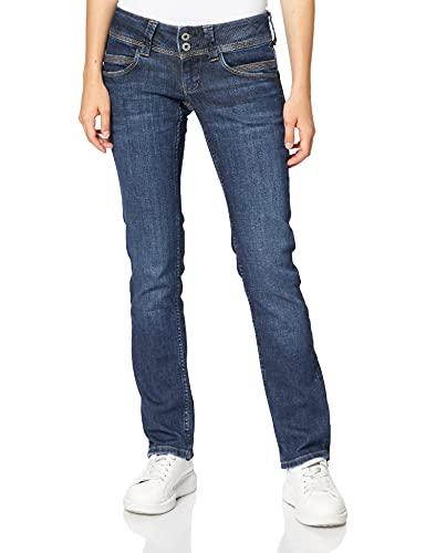Pepe Jeans Damen Venus Jeans, Denim, 26