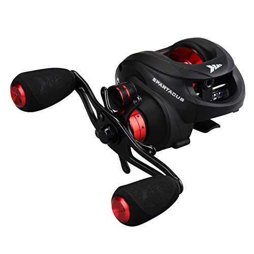 KastKing Spartacus Baitcasting Fishing Reel