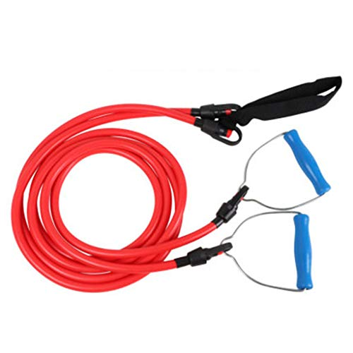 Affordable middle Swimming Rally Rope Hanging Rally Freestyle Rally Belt Home Swimming Fitness