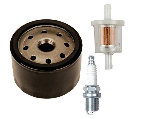 OuyFilters Ölfilter mit 493629 Kraftstofffilter Ersatz für Briggs & Stratton 492056 492932 492932S 695396 696854 795890 842921 4154