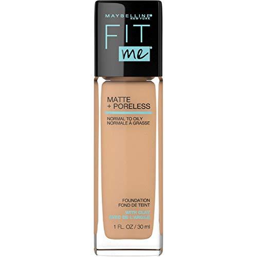 MAYBELLINE - Fit Me Matte + Poreless Foundation 228 Soft Tan - 1 fl. oz. (30 ml)