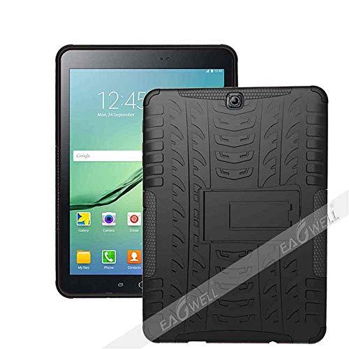 QiuKui Tab Funda para Samusng Galaxy Tab S2 9,7 Pulgadas, Estilo de llanta de llanta de Llantas de Alta Temperatura para smú para samusng Galaxy Tab S2 9.7 Pulgadas SM T810 T813 T815 T819