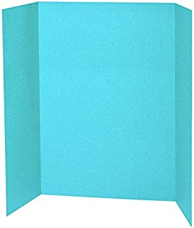 Pacon Corporation PAC3771 Sky Blue Presentation Brd 48X36