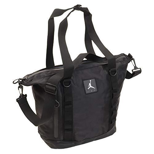 Nike Air Jordan Weatherized Tote Bag (One Size, Black)
