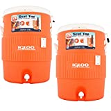 Igloo 10 Gallon Water Cooler / 2-Pack
