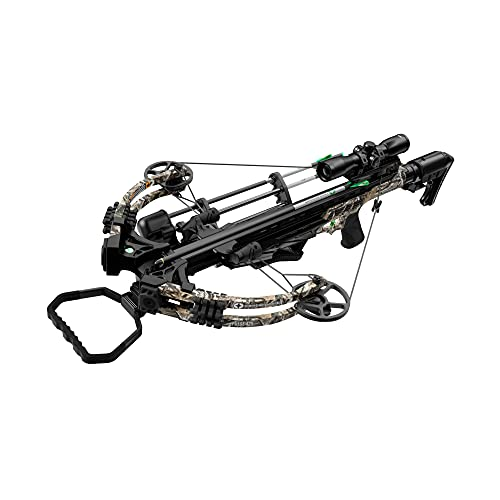 CenterPoint Pulse 425 FPS Compound Crossbow Package