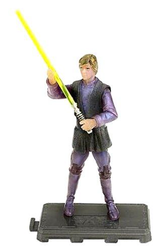 Hasbro Star Wars Saga Collection 2002-2004 Holographic Luke Skywalker Jabba`s Palace