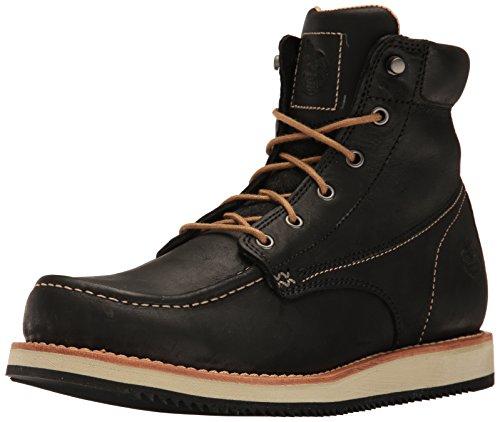 Georgia GB00172 Stiefel, wadenhoch, Schwarz (schwarz), 41 EU