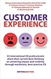 Customer Experience: 22 international CX professionals share their current strategies for achieving impact and visibility using best practice CX (1)