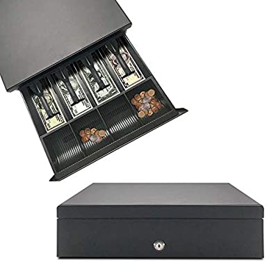Apelila POS Cash Register Money Drawer with Removable 25022021122751
