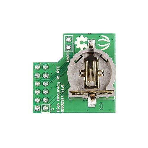 DS3231 高精度 RTC時計モジュール リアル時間時計モジュール リアルタイムクロックモジュール Raspberry Pi 4/2/3B/3B+/Zero適用