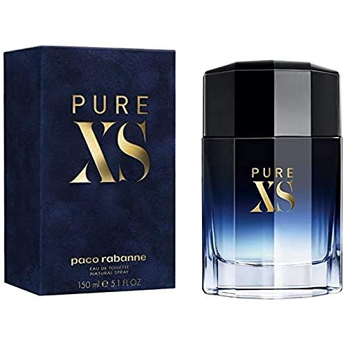 Paco Rabanne Pure XS Eau de Toilette Uomo, 150 ml