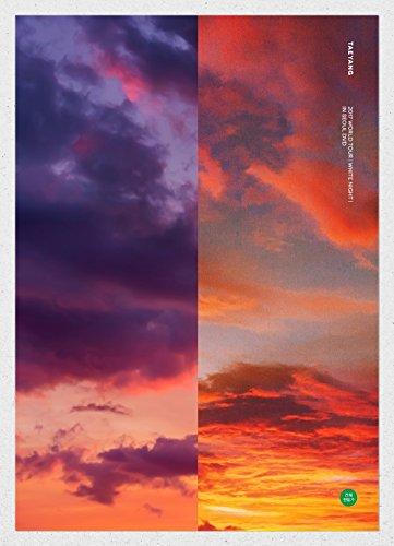 M2M Taeyang - 2017 World Tour White Night In Seoul Dvd [Random Ver.] 2Disc+2Photobook+Photocard