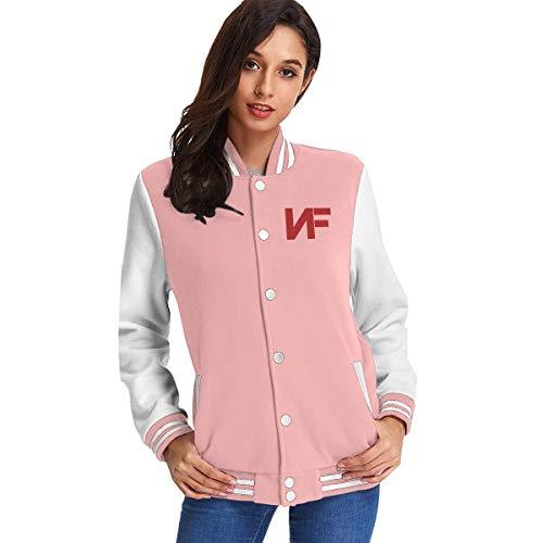 Lucyhu Damen Kapuzenpullover Nf Pullover Kapuzenjacke Langarm Pink 3XL Sweatshirt Kapuze Für Frauen Bekleidung