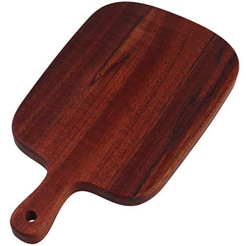 lqgpsx Pizza Peel Wooden Cutting Board Serving Tray Baking Bread Cake Peel Cheese Board