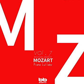 Mozart Piano Lullaby, Vol. 7 (Classical Lullaby,Prenatal Care,Prenatal Music,Pregnant Woman,Baby Sleep Music,Pregnancy Music)