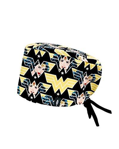 ROBIN HAT - Op-haube COMIC GIRL LANGHAAR-modell