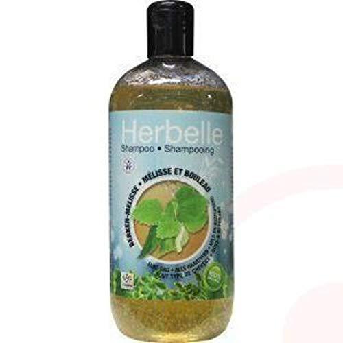 Herbelle Shampoo Berken Melisse, 500ml