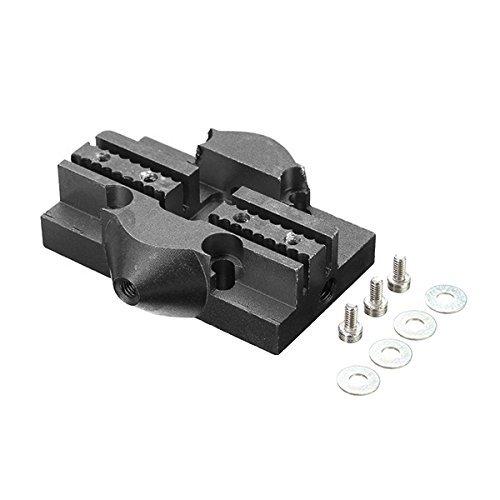 3D Printer Metal Delta Pulley Slide Hammock Hanging Effector - M3-20 * 20mm Black Rostock Delta Timing Belt Tensioner M3/M4