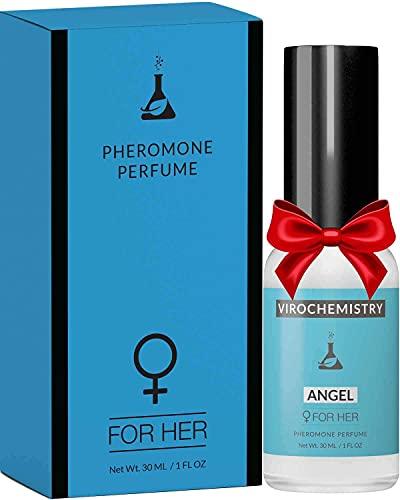 Pheromones to Attract Men for Women (Angel) - Elegant, Ultra Strength...