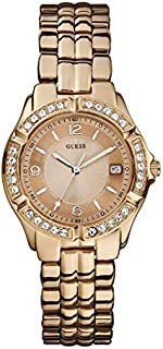 Guess Sport Watch for Women, Stainless Steel, Analog - W0148L3