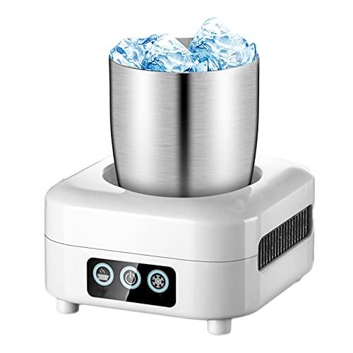 LQ-MAOZI Hervidor de refrigeración eléctrico de...