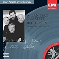 Beethoven: String Quartets, Op. 18 (Great Artists of the Century)