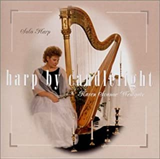 Harp by Candlelight