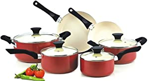 cook n home nc-00359 ceramic cookware review
