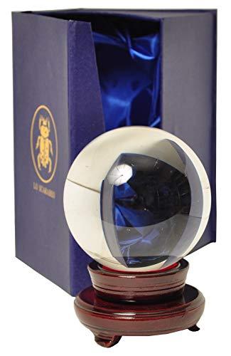 Lo Scarabeo - Wahrsagekugel: 12cm mit Halter in Box (LxBxH: 245x165x145mm)